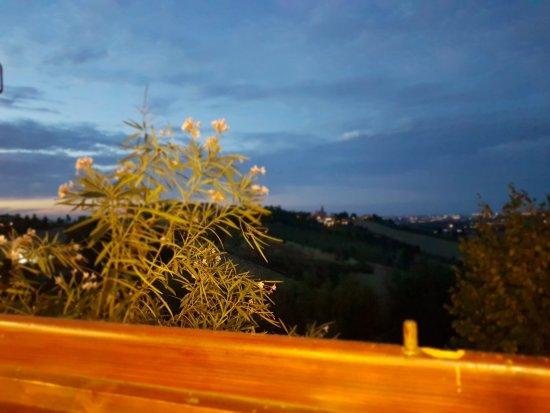 Monteveglio, Italia: 20170813_205855_large.jpg