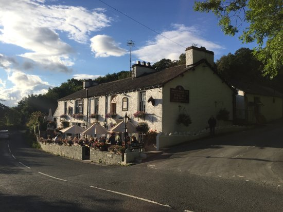 Winster, UK: Brown Horse Inn