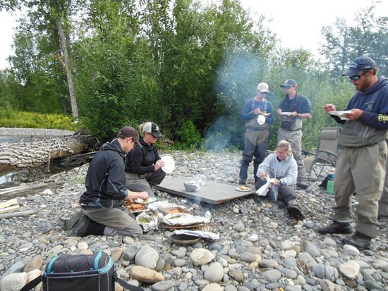Alaska Fishing Lodge - Wilderness Place Lodge: photo5.jpg