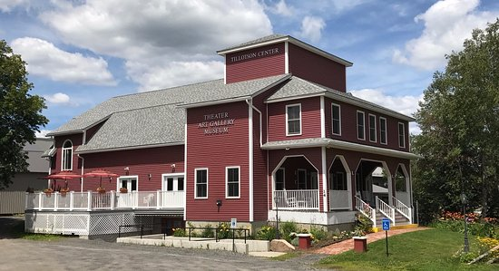 Colebrook, Nueva Hampshire: Tillotson Center