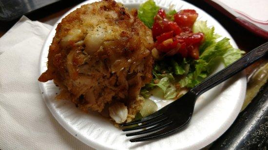 Royal Sonesta Harbor Court Baltimore: Faidley's Gourmet Seafood