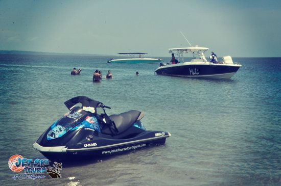 Jet Ski Tours of Cartagena
