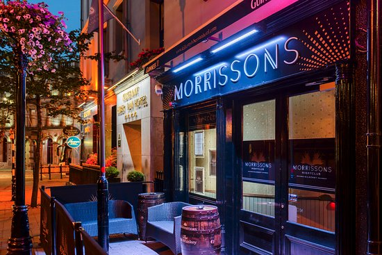 Morrissons Bar