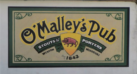 Weston, Missouri: O'Malley's