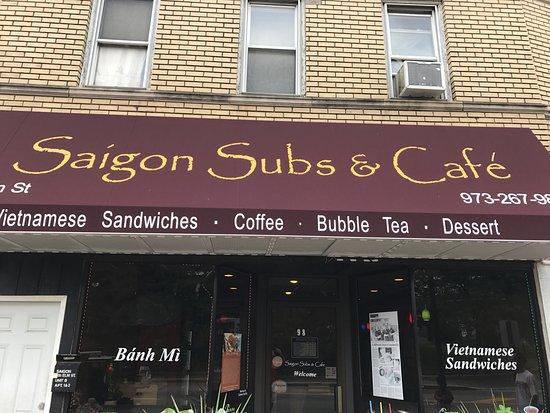 Morristown, NJ: Saigon Subs & Cafe