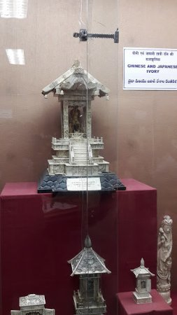 Beautiful Handicrafts Picture Of Salar Jung Museum Hyderabad