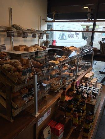 Staveley, UK: All freshly baked