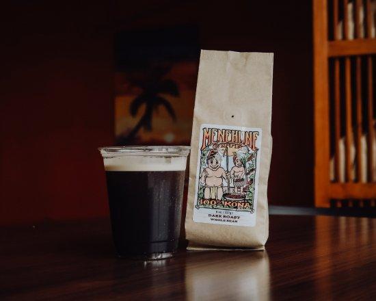 Menehune Coffee Company: Nitro Cold Brew