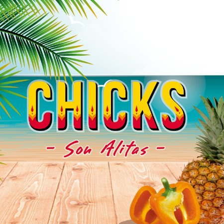 Sabaneta, Колумбия: CHICKS -Son Alitas-