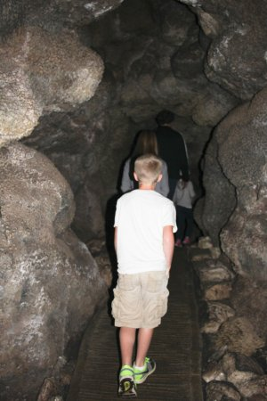 Jewel Cave National Monument: Scenic tour