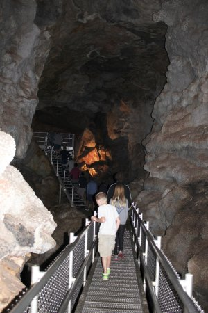 Jewel Cave National Monument: Scenic tour 700+ stairs