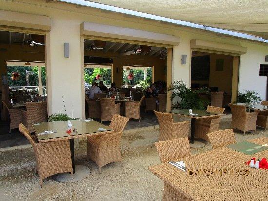 Nasama Resort : Had a good lunch here