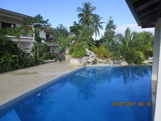 Nasama Resort : Beautiful pool