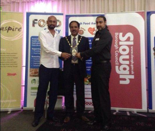 Burnham, UK: Healthier Fish & Chips Winner 2014