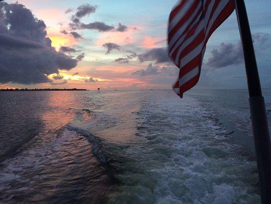 Bradenton Beach, FL: Sunset Anna Maria Island