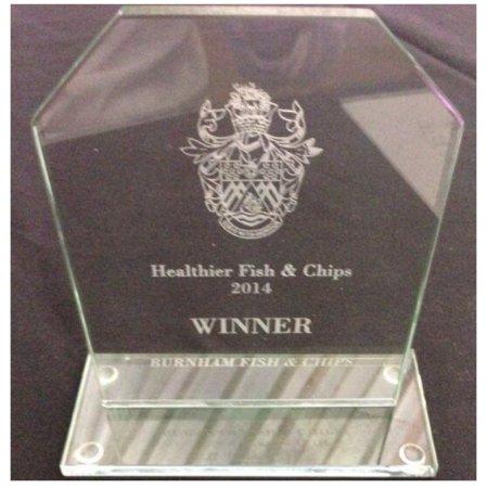 Burnham, UK: Winner - Healthier Fish & Chips 2014