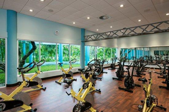 IBEROSTAR Paraiso Del Mar: Gimnasio Fit & Fun – Complejo Playa Paraíso Golf & Spa Resort