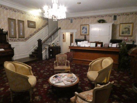 Jefferson Hotel Lobby
