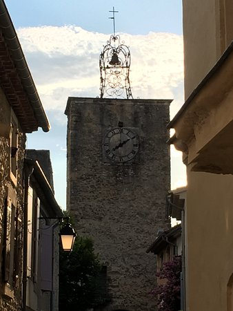 Richerenches, فرنسا: vue de Richerenche