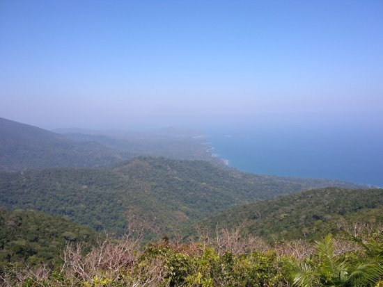 Diglipur, Indien: Saddle Peak National Park
