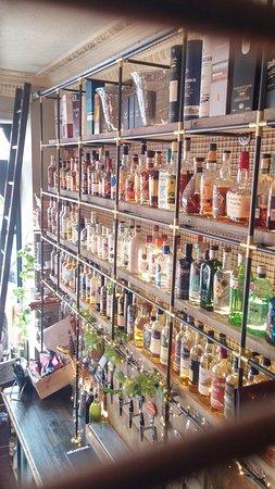 Carters Bar