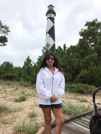 Beaufort, Carolina do Norte: Cape Lookout, Harkers Island