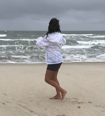 Beaufort, Carolina do Norte: We went on a rainy day, and I still loved it!!