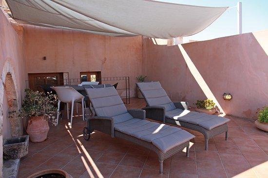 Casa Delfino Hotel & Spa: terrace