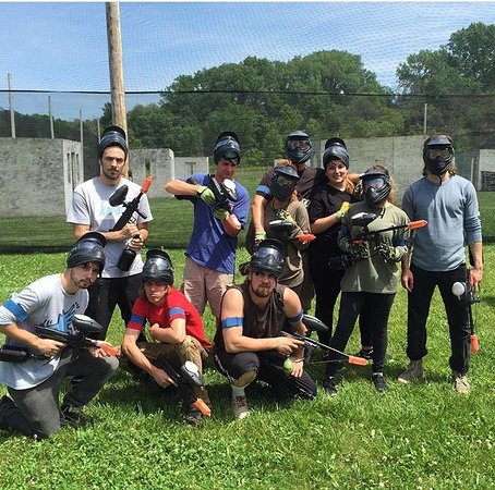 Jordan, MN : Paintball is perfect for Company Outings, Birthday Parties, Bachelor Parties and more!