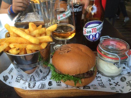 Varberg, Suède : Riktigt bra mat !