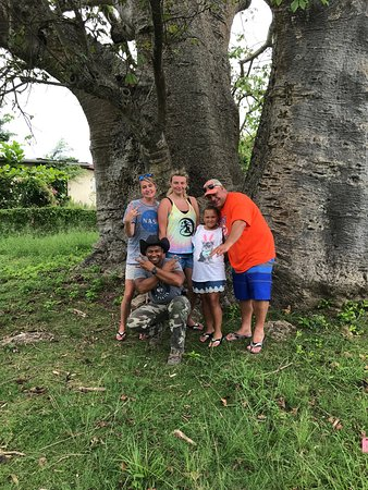 """Christiansted, St. Croix: PRINCE TAXI &SAFARI TOURS  """"First,Fast, Best"""" another WOW experience for all our guess here on S"""