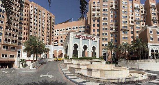 Movenpick Ibn Battuta Gate Hotel Dubai Picture Of Oaks Ibn Battuta Gate Dubai Tripadvisor