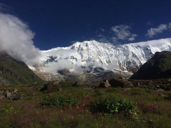 Kathmandu Valley, Nepal: Annapurna