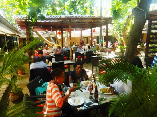 Sala Thai Restaurant : Busy lunch time !