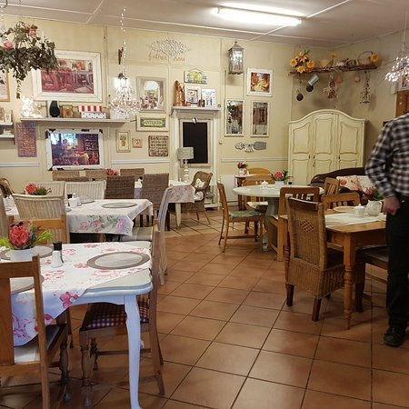 De Doorns, แอฟริกาใต้: Inside tables
