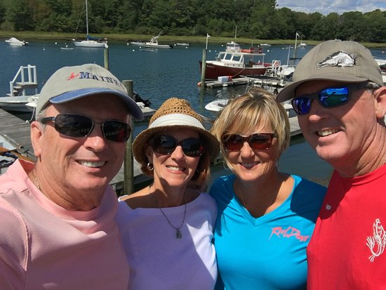 A great way to spend time in Kennebunkport, Maine.