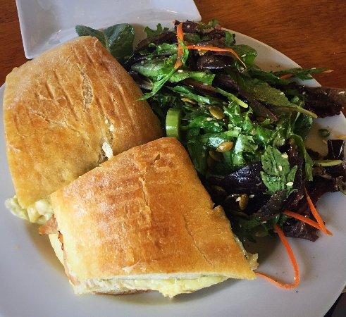 Folsom, CA: Grilled chicken sandwich