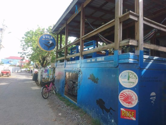 Utila, Honduras: The Dive Centre