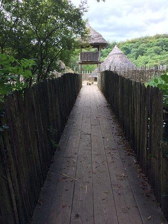 Sixmilebridge, Ierland: walkway