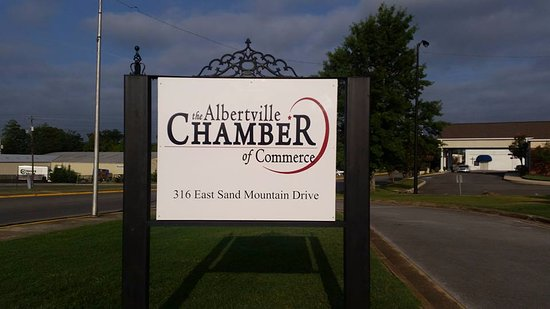 ‪Albertville Chamber of Commerce‬