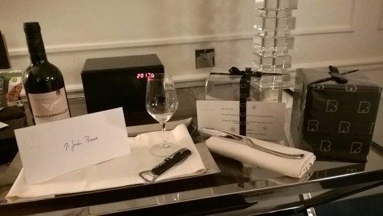 Hotel Le Burgundy Foto