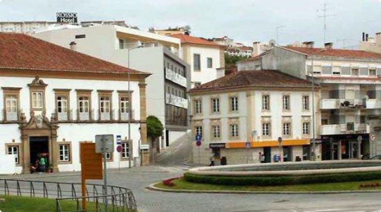 Portalegre, البرتغال: Excelente localização.