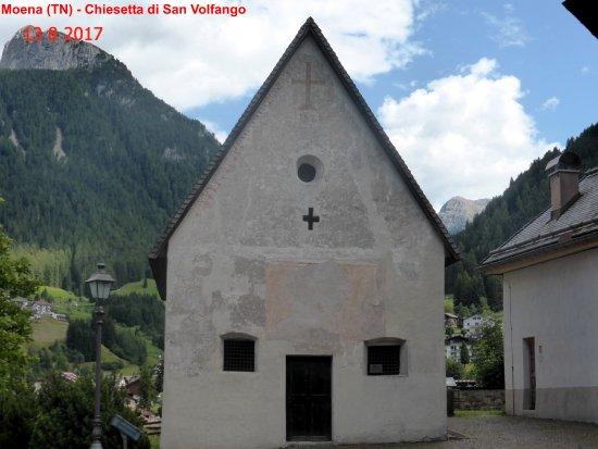 Chiesa di S. Volfango: esterno