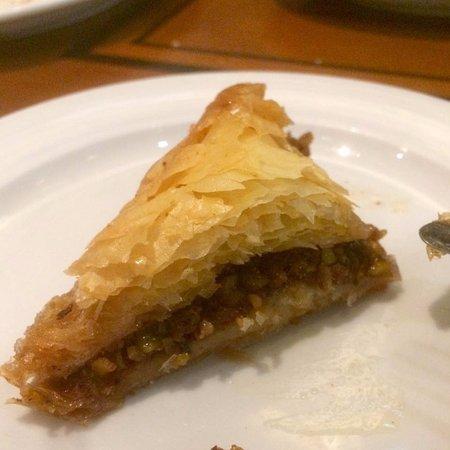 Athinaikon Restaurant: Excellent Dessert