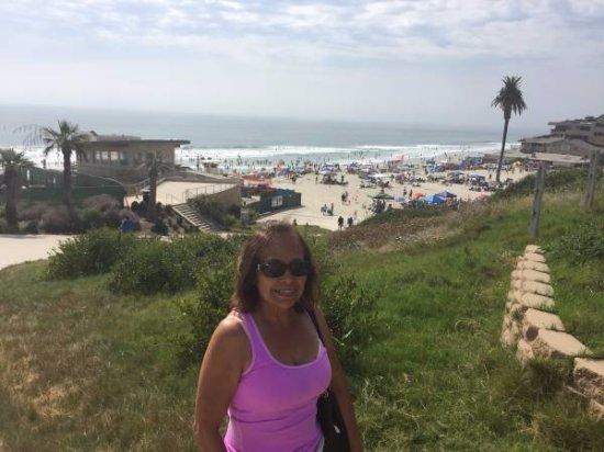 Encinitas, CA: Above Moonlight Beach