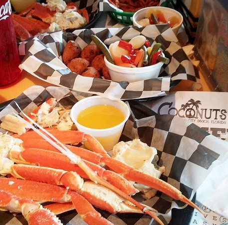 Best Seafood Restaurant In Panama City Beach Florida