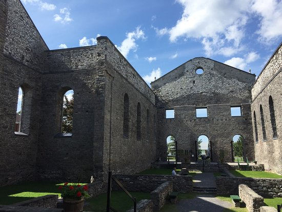 Cornwall, Kanada: St. Raphael's Ruins