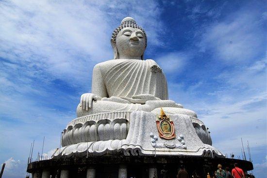 Chalong, Thailand: Big Buddha