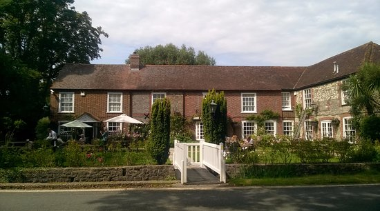 Bosham, UK: The Hotel and Marwick's Restaurant