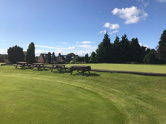 Bells Hotel and Country Club: bowls green